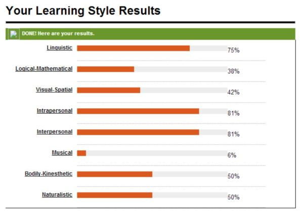 3.2.4 My Learning Style